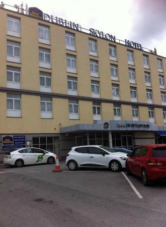 Chambre picture of dublin skylon hotel dublin tripadvisor for Chambre hote dublin