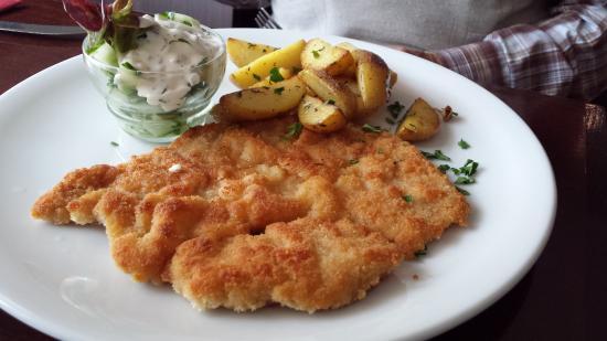 Schnitzel Butterweich?