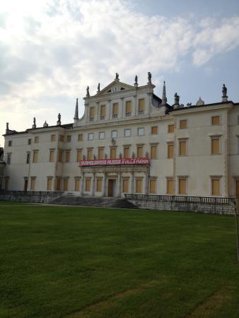 Villa Manin di Passariano: esterno