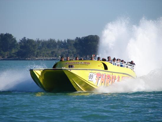 Thriller Powerboat Tour