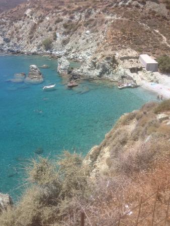 Chora Resort Hotel and Spa: Folegandros