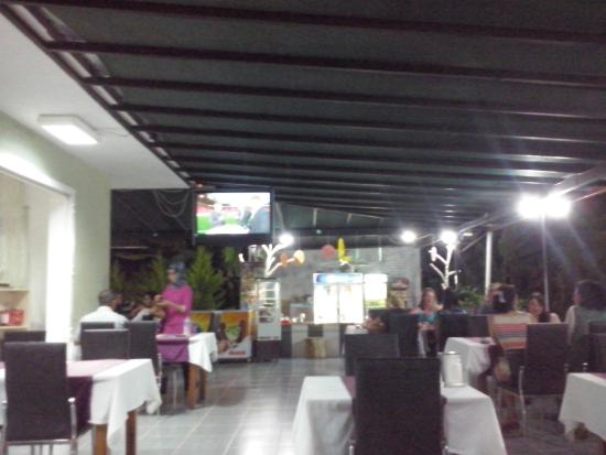 Nazar Garden Hotel : Public Viewing