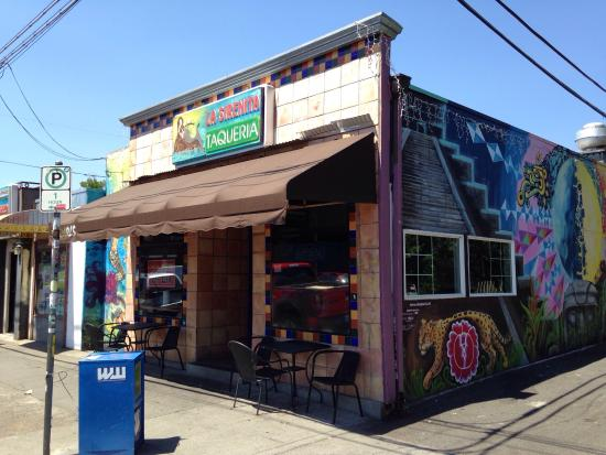 Photo of Mexican Restaurant Taqueria La Sirenita at 2817 Ne Alberta St, Portland, OR 97211, United States