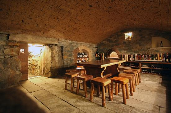 Arnad, Italia: Per una degustazione riservata...