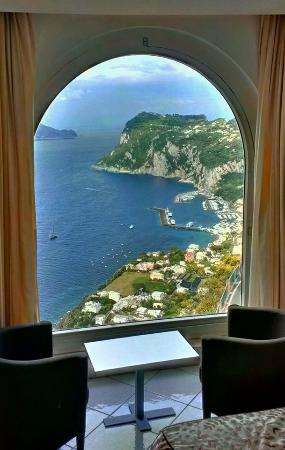 Hotel San Michele: View from the Room