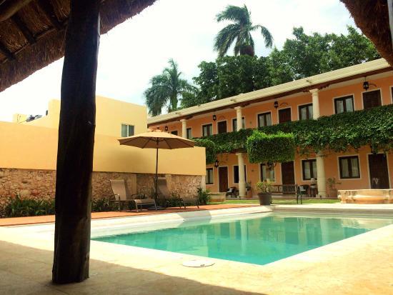 Hotel Casa Lucia: Area de Alberca