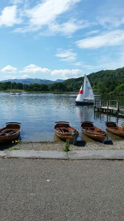 Bowness-on-Windermere, UK: Windermere Lake Cruises