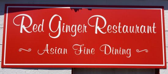 Red Ginger: Nice atmosphere!