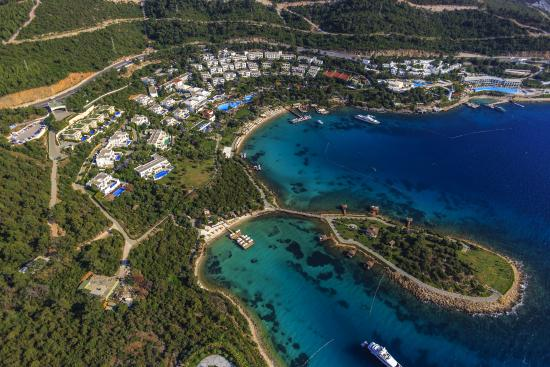 Rixos Premium Bodrum : General View