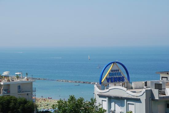 Du Parc Hotel: Vista dalla camera
