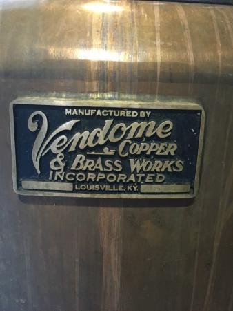 Breckenridge Distillery: Still made in Kentucky