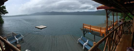 Posada Ecologica la Abuela: jump dock