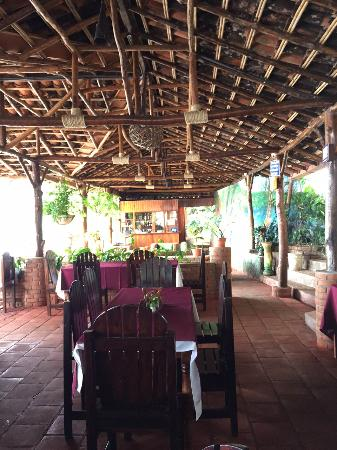 Posada Ecologica la Abuela: Dining