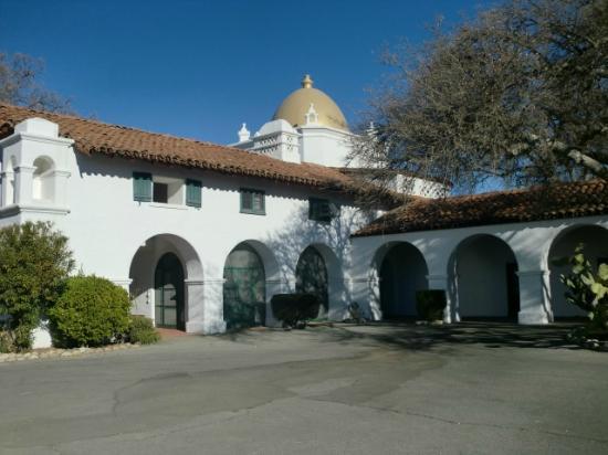 The Hacienda: Entrance
