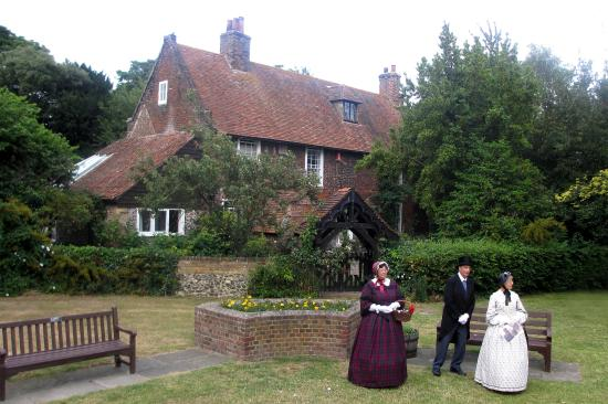 St Peter's Village Tour: The Village Green