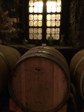 Castello di Spessa: Cantina