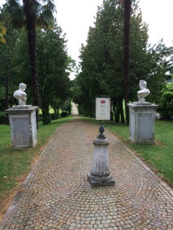 Castello di Spessa: Park