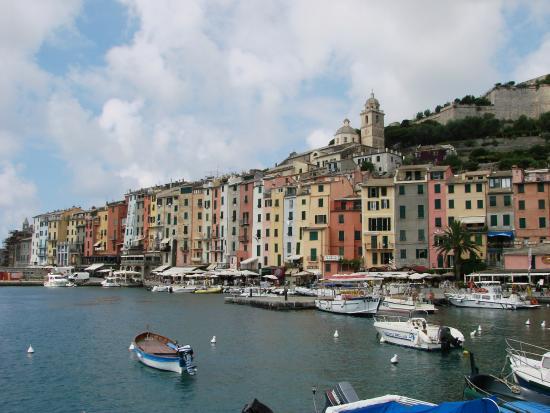Hotel Belvedere: portovenere