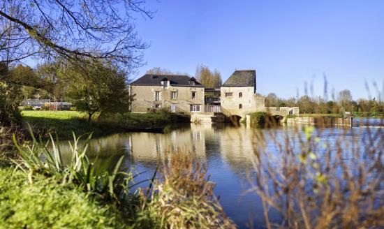 Water Mill of Villeveque