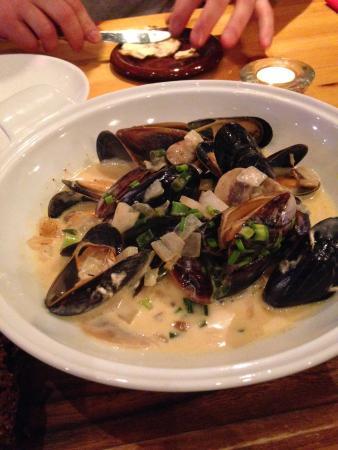Market Yard: Mussel starter