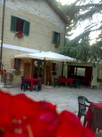 Alberona, Italie : Ristorante La Casina