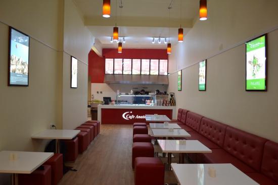 Cafe Anatolia Masterton