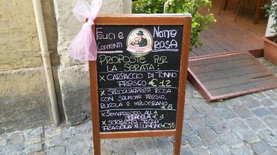 Restaurant Pizzeria Felici e Contenti