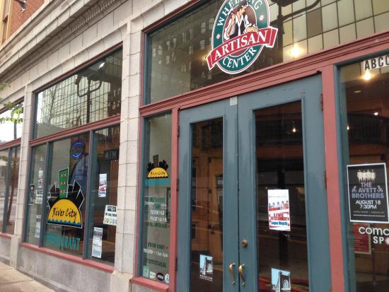 River City Ale Works Wheeling Menu Prices Restaurant Reviews Tripadvisor