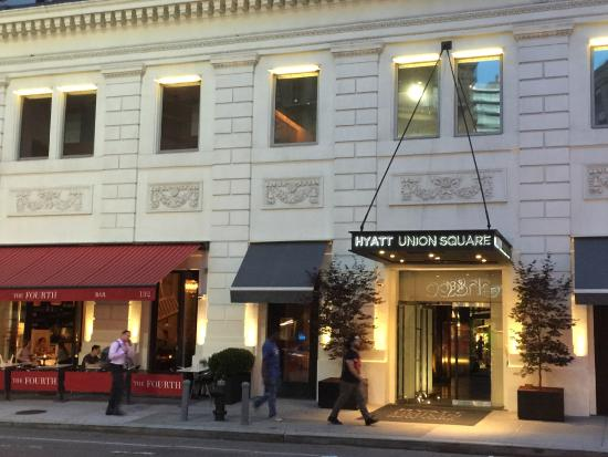 Hotel Union Square San Francisco  Powell Street Tripadvisor