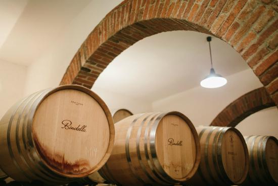 Ecco La Cucina: On a wine tour