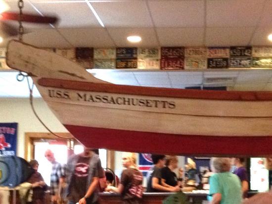Boston's Fish House: June 26, 2015