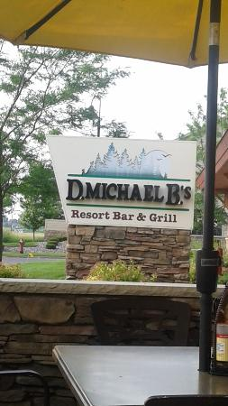 D Michael B's Resort Bar & Grill Foto