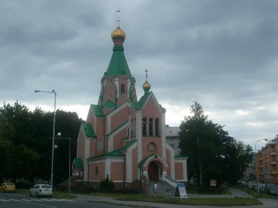 ‪Church of St. Gorazd‬