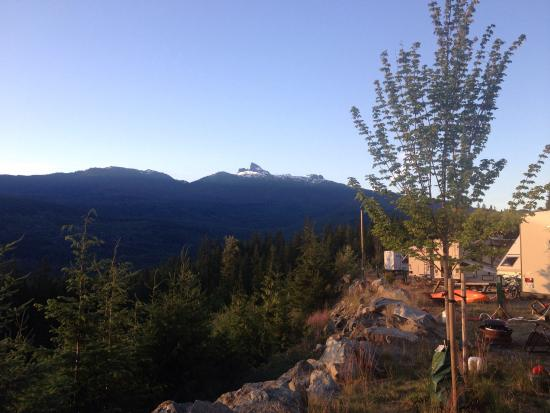Whistler RV Park Amp Campgrounds