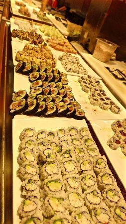 Brilliant Sushi Platters Picture Of Tomi Japanese Seafood Buffet Download Free Architecture Designs Sospemadebymaigaardcom