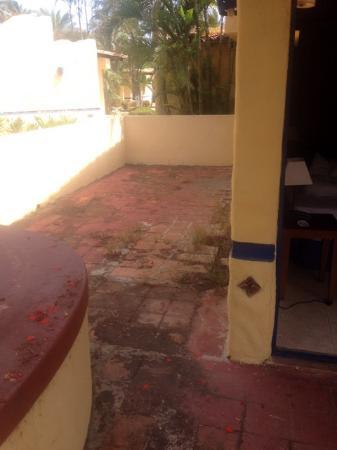 Hesperia Playa El Agua: Exterior