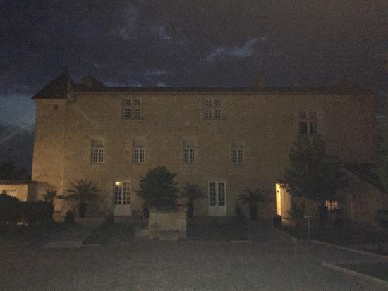 Saint-Vincent-de-Pertignas, Frankrig: Noche y días perfectos
