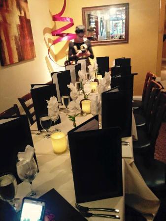Le Rouge Restaurant : Colorado West Pride, Entertainers Diner!