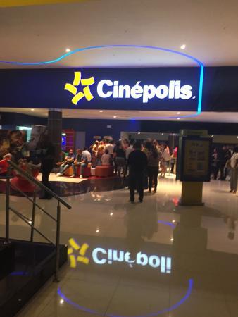 Cinepolis multiplaza pacific ciudad de panam lo que for Cines arenys precios