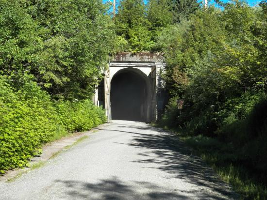 Snoqualmie Pass Train Tunnel