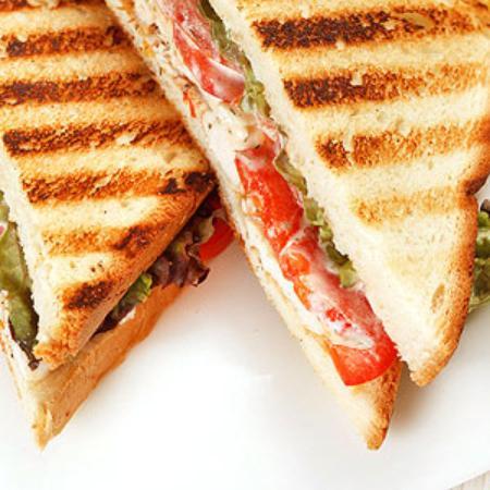 Karridale, Avustralya: Terrific Toasted Sandwiches