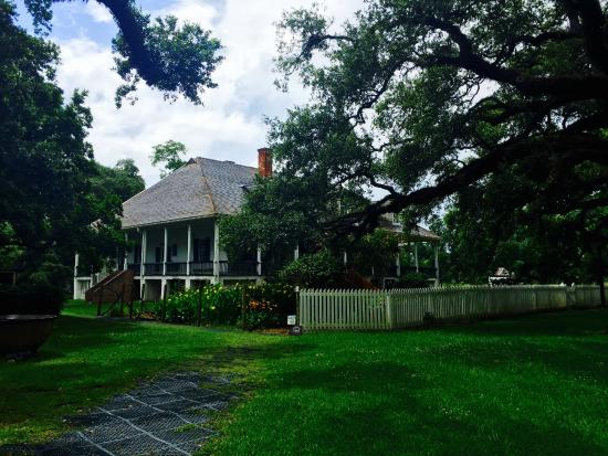 Cane River Creole National Historical Park : Plantation Home