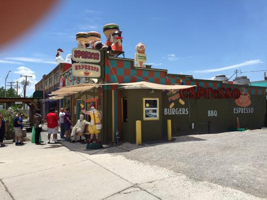 Sparky S Restaurant Hatch New Mexico
