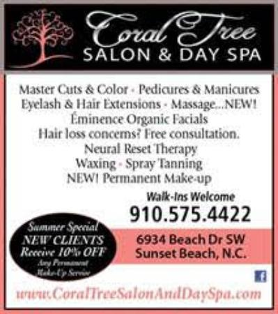 Coral Tree Salon and Day Spa