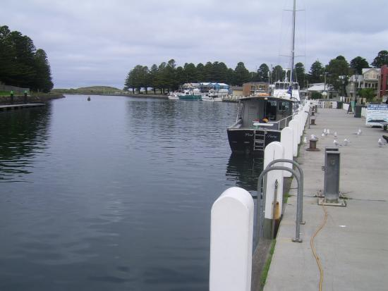 The Port Fairy & Region Visitor Information Centre