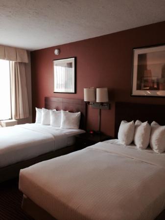 Hotel Boston : Room