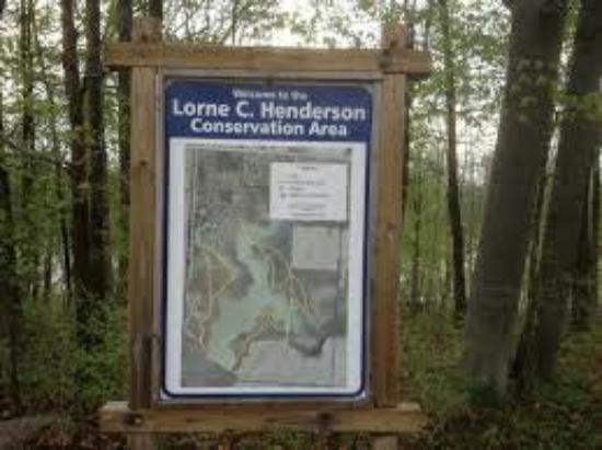 Petrolia, Kanada: Lorne C. Henderson Conservation Area