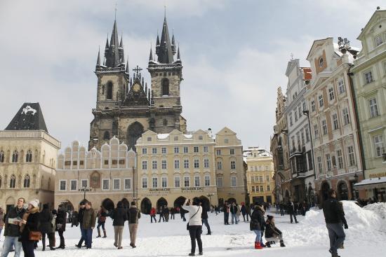 Hotel Harmony: Praga