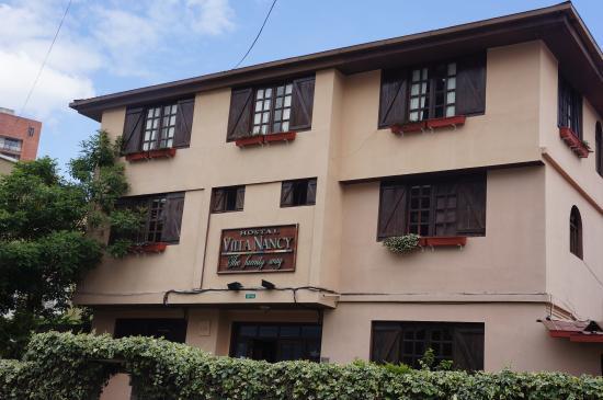 Hotel Villa Nancy : Hostal Villa Nancy