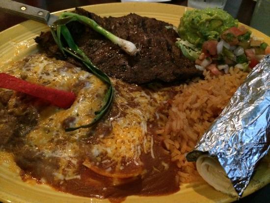 The Alamo Bar & Grill - Newbury Park: Carne Asada Tampico